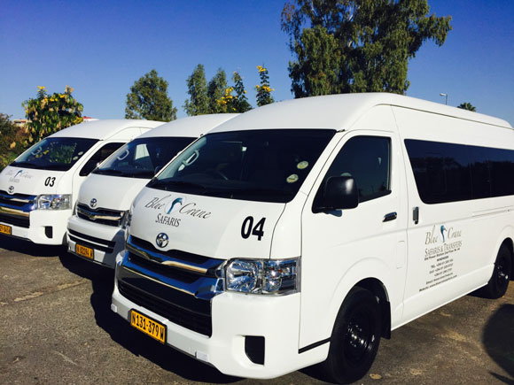 Airport transfer service and buses