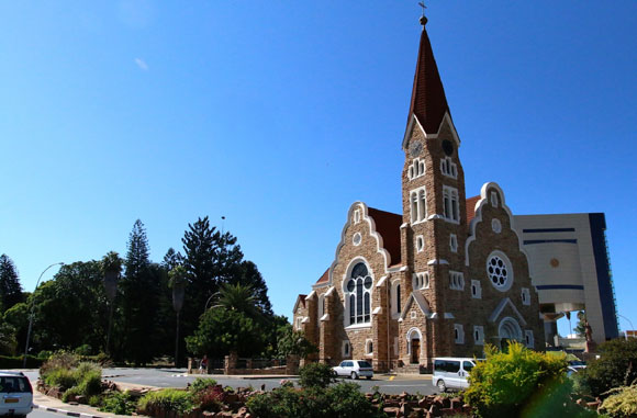 Christuskirche, Windhoek City Tour